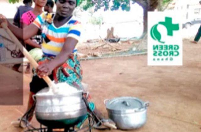 加纳绿十字